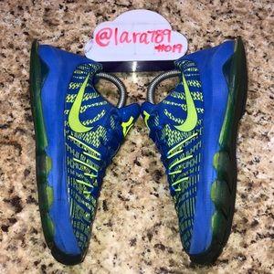 Boys Nike Kd Hyper Cobalt
